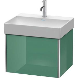 Vanity Unit Wall-mounted, For Durasquare # 235360jade High Gloss (lacquer)