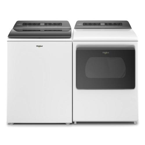 Whirlpool - 7.4 cu. ft. Smart Capable Top Load Gas Dryer