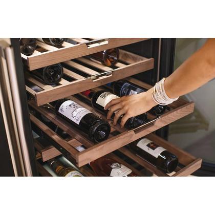 "See Details - 24"" Under-Counter Wine Cooler"