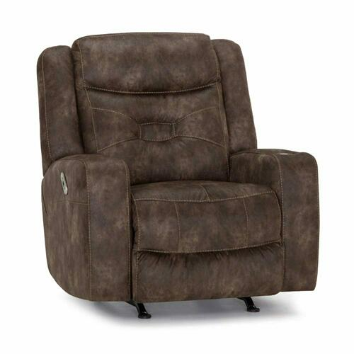 4745 Bedford Fabric Recliner