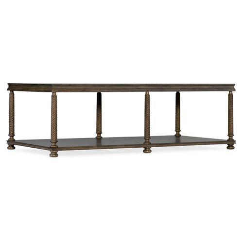 Hooker Furniture - Vera Cruz Rectangular Cocktail Table