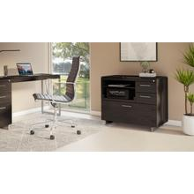 See Details - Sequel 20 6117 Multifunction Cabinet in Charcoal Satin Nickel