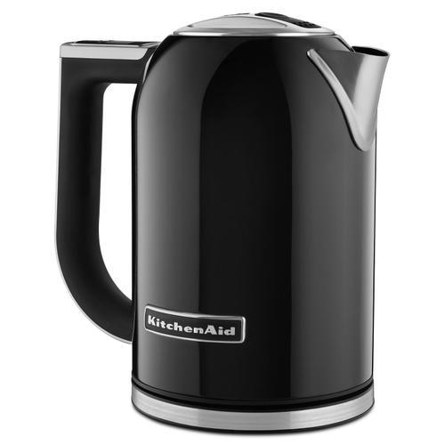 KitchenAid - 1.7 L Electric Kettle Onyx Black