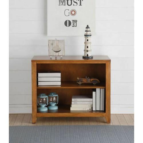 ACME Lacey Bookcase - 30563 - Cherry Oak
