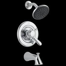 View Product - Chrome Monitor ® 17 Series Tub & Shower Trim