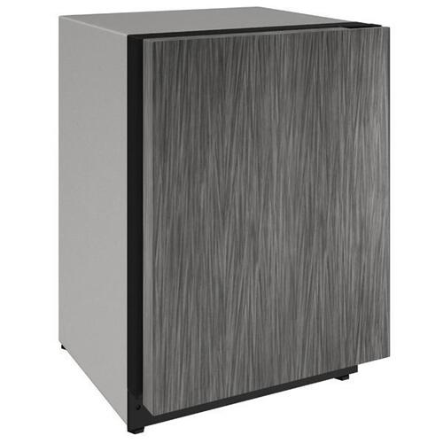 "24"" Wine Refrigerator With Integrated Solid Finish and Field Reversible Door Swing (115 V/60 Hz Volts /60 Hz Hz)"