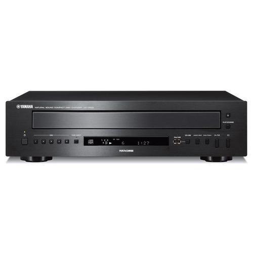 CD-C600 Black Five-Disc CD Changer