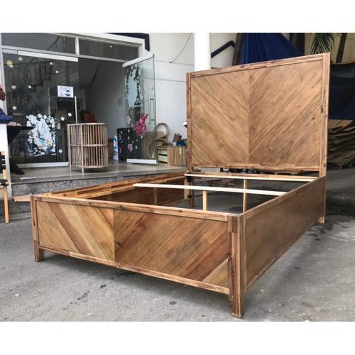 Jofran - Eloquence King Panel Bed