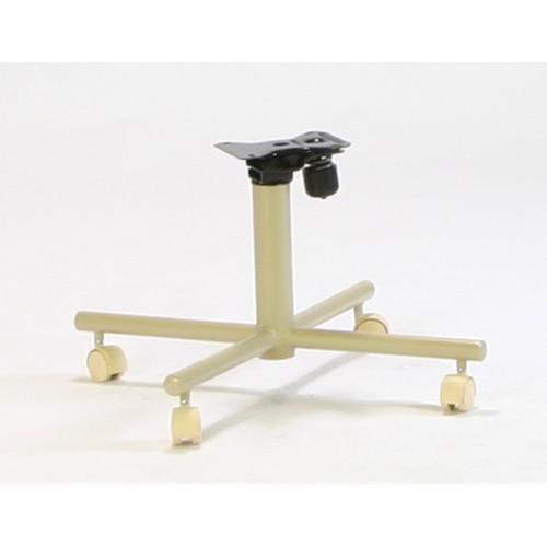 Mocha Tilt-swivel Chair Base 2pk