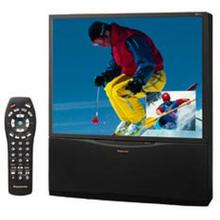 """See Details - 61"""" Diagonal Stereo Projection Television"""