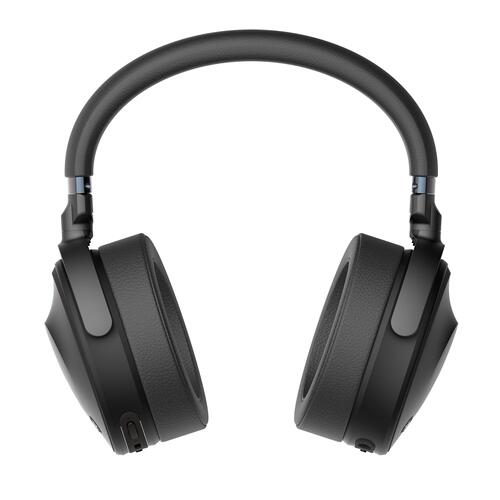 YH-E700A Black Wireless Noise-Cancelling Headphones