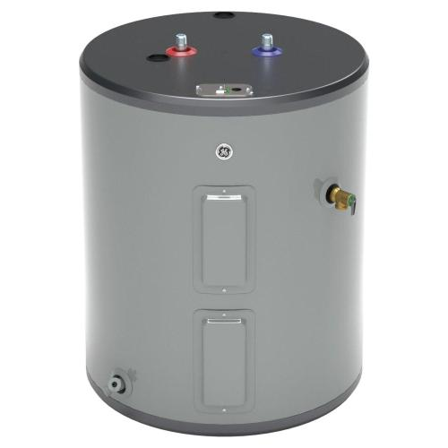 GE® 36 Gallon Top Port Lowboy Electric Water Heater