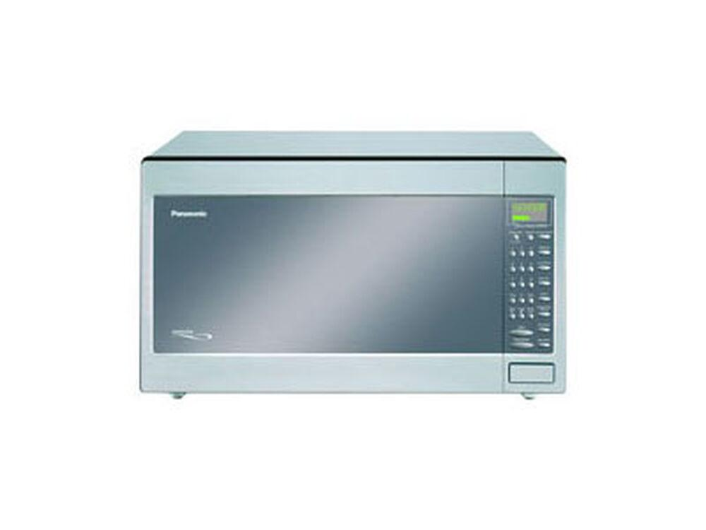 PanasonicLuxury Full-Size 2.2 Cu. Ft. Microwave Oven