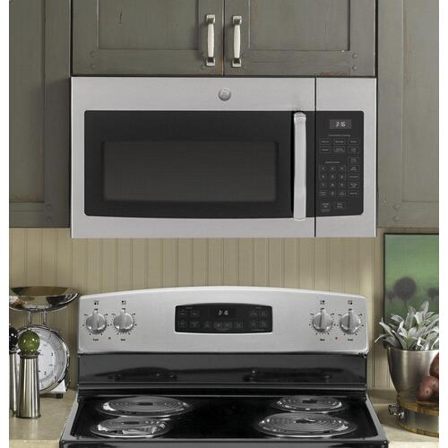 1 6 Cu Ft Over The Range Microwave Oven
