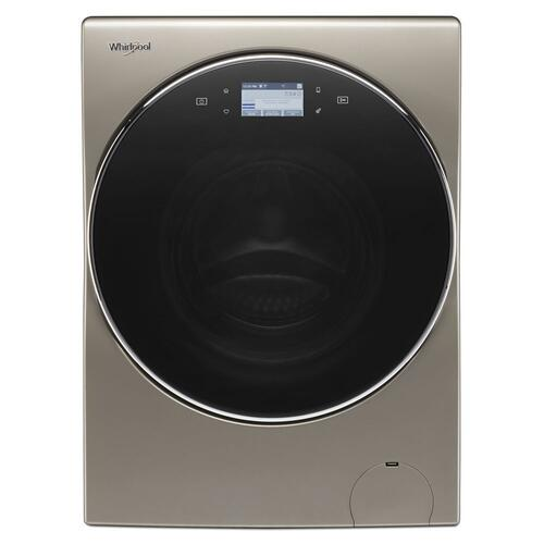 Whirlpool - 2.8 cu. ft. Smart All-In-One Washer & Dryer