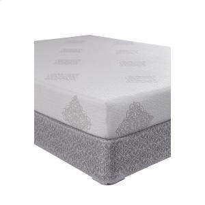 Comfort Series - Gel Memory Foam - Boca Breeze - Twin
