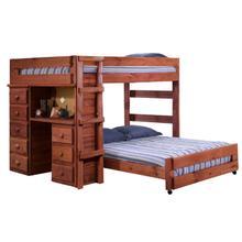 See Details - Full/Full Loft Bed