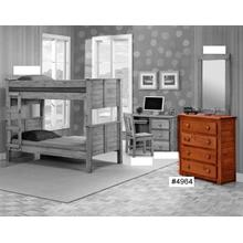 See Details - Four Drawer Jumbo Chest
