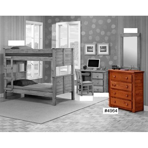 Product Image - Four Drawer Jumbo Chest