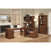 See Details - Open Bookcase