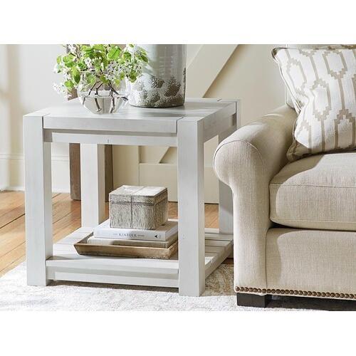 Bassett Furniture - Hampton Maple End Table