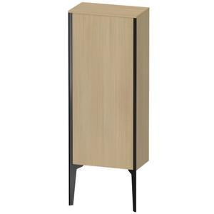 Semi-tall Cabinet Floorstanding, Mediterranean Oak (real Wood Veneer)