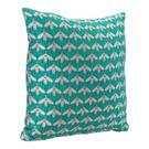 Bees Verdigrin Pillow Green Product Image