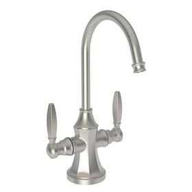 Satin Nickel - PVD Hot and Cold Water Dispenser