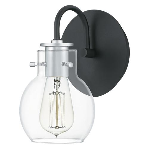 Quoizel - Andrews Wall Sconce in Earth Black