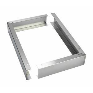 AmanaOver-The-Range Microwave Trim Kit - Stainless Steel
