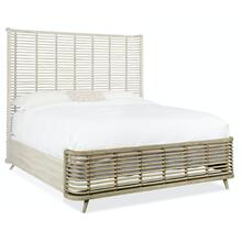 Bedroom Surfrider 5/0 Rattan Footboard