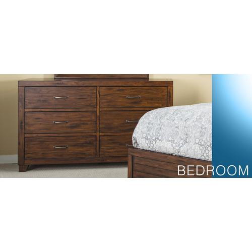 Tuscany Eastern King Storage Bed