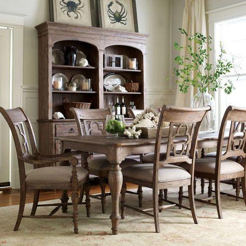Gallery - Weatherford Heather Canterbury Table