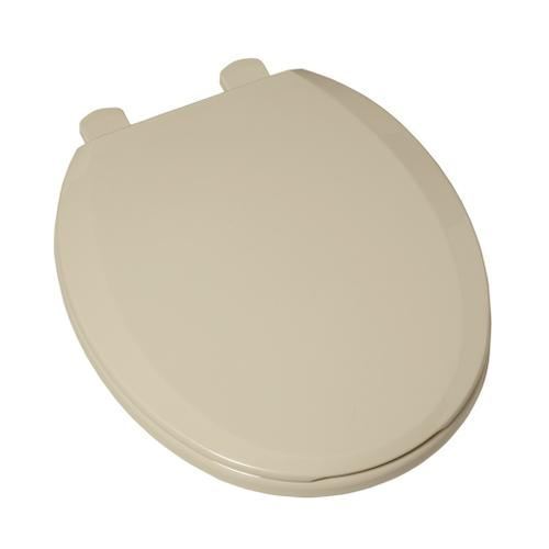 Slow Close Easy Lift and Clean Round Front Toilet Seat - Bone