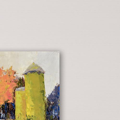 Silos - Gallery Wrap