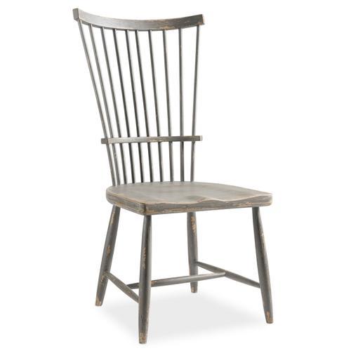 Hooker Furniture - Alfresco Marzano Windsor Side Chair - 2 per carton/price ea