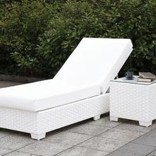 See Details - Somani Adjustable Chaise + End Table
