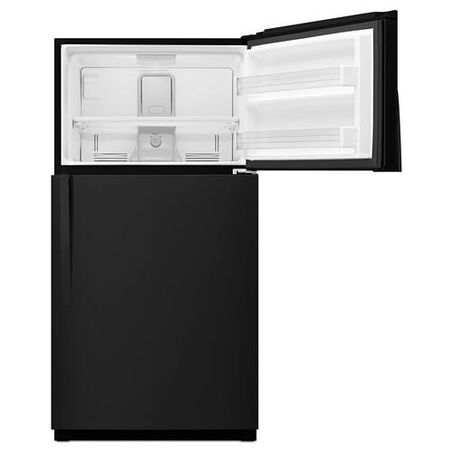 33-inch Wide Top Freezer Refrigerator - 21 cu. ft.