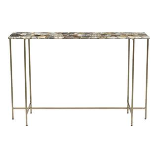 See Details - Agate Console Table