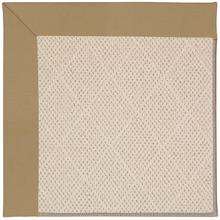 Creative Concepts-White Wicker Canvas Linen Machine Tufted Rugs