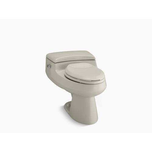 Kohler - Sandbar One-piece Elongated 1.0 Gpf Chair Height Toilet
