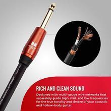 See Details - Monster Prolink Acoustic Instrument Cable - 12 ft