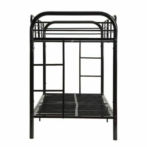 ACME Thomas Twin/Twin Bunk Bed - 02178BK - Black