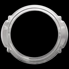Chrome Decorative Trim Ring - 14 Series