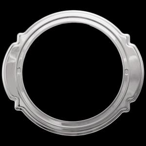 Chrome Decorative Trim Ring - 14 Series Product Image