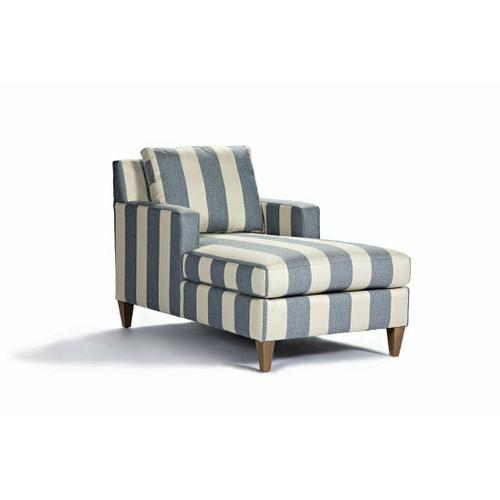 Carmen Two-Arm Chaise