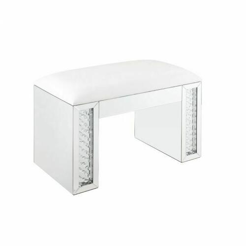 Acme Furniture Inc - Nysa Vanity Stool