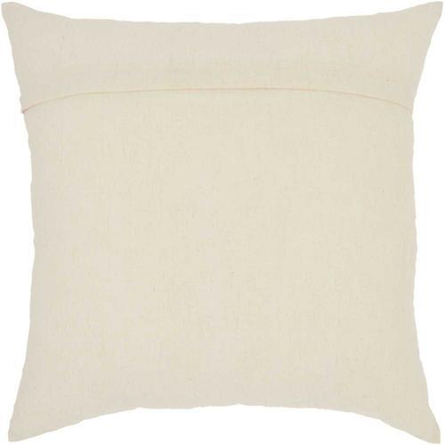 "Royal Palm Ns126 Green 18"" X 18"" Throw Pillow"