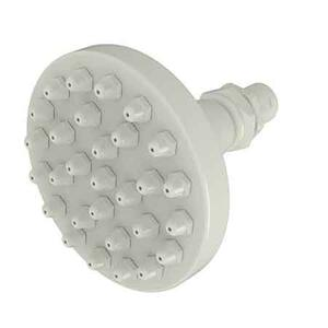 Biscuit Single Function Shower Head