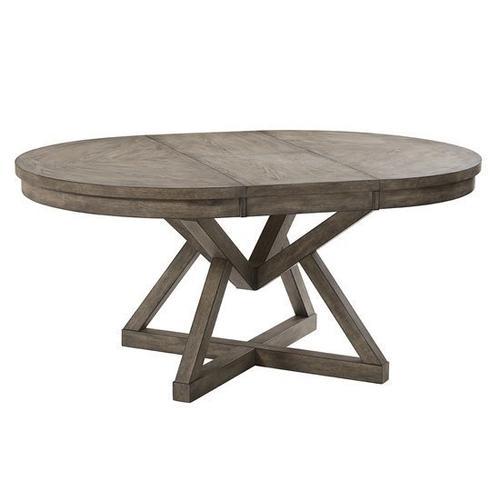 Progressive Furniture - Dining Table - Smokey Oak Finish